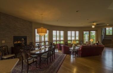 interior prefab deltec home