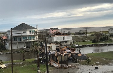 Deltec Homes hurricane harvey