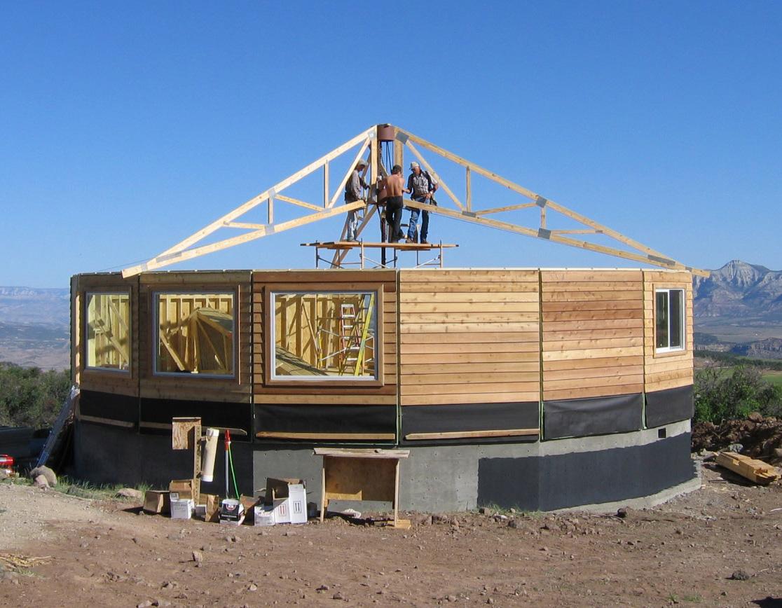 будем рассматривать восьмиугольный дом проект фото босоножки танкетке воплощают