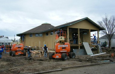 deltec homes extreme makeover home edition
