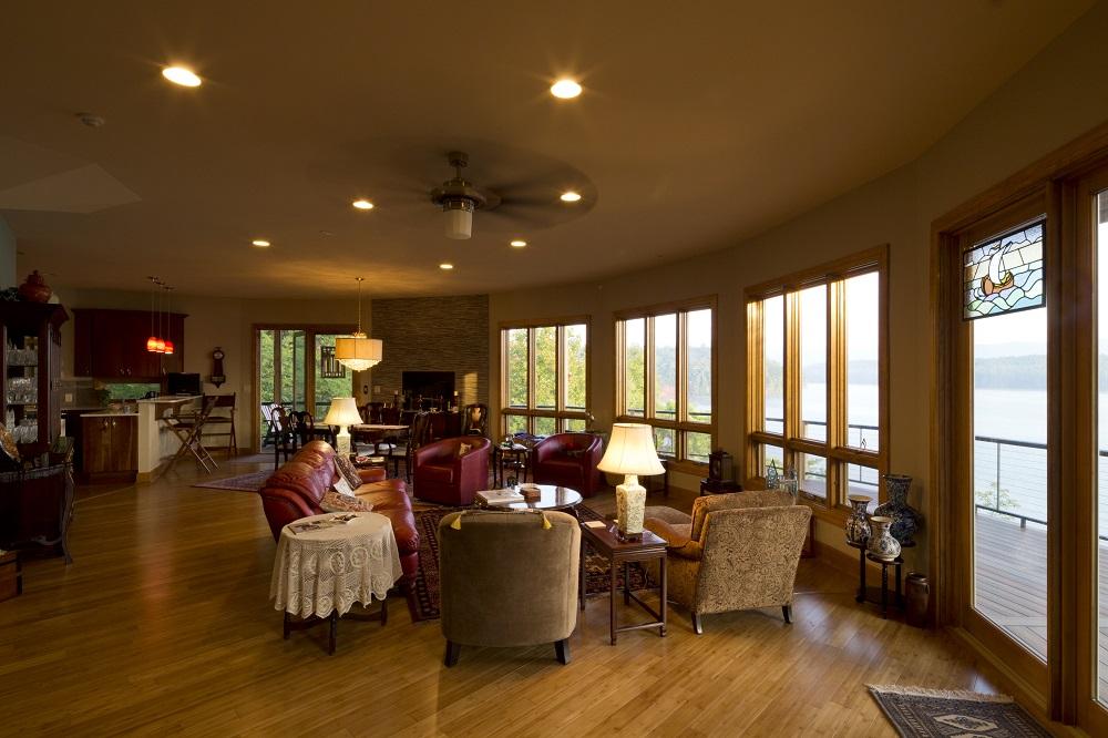 Custom Floorplan Example 2992 Sqft Deltec Homes