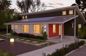deltec homes net zero ridgeline