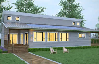 deltec homes net zero ridgeline