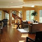 deltec homes model interior