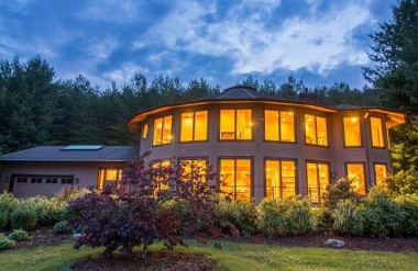 deltec homes model home
