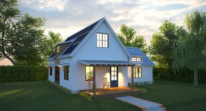 deltec homes modern farmhouse net zero