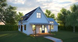 deltec homes modern farmhouse net zero