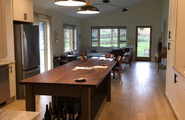 deltec homes ridgeline interior
