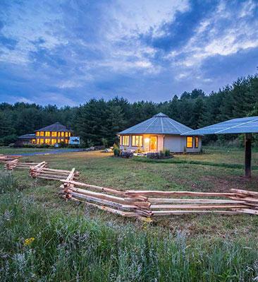 Custom Round Homes | Modern High End Homes | Deltec Homes
