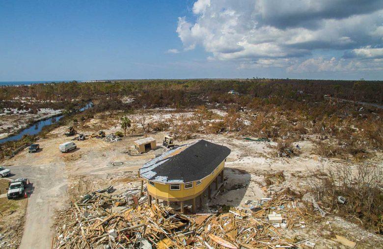 deltec homes hurricane michael