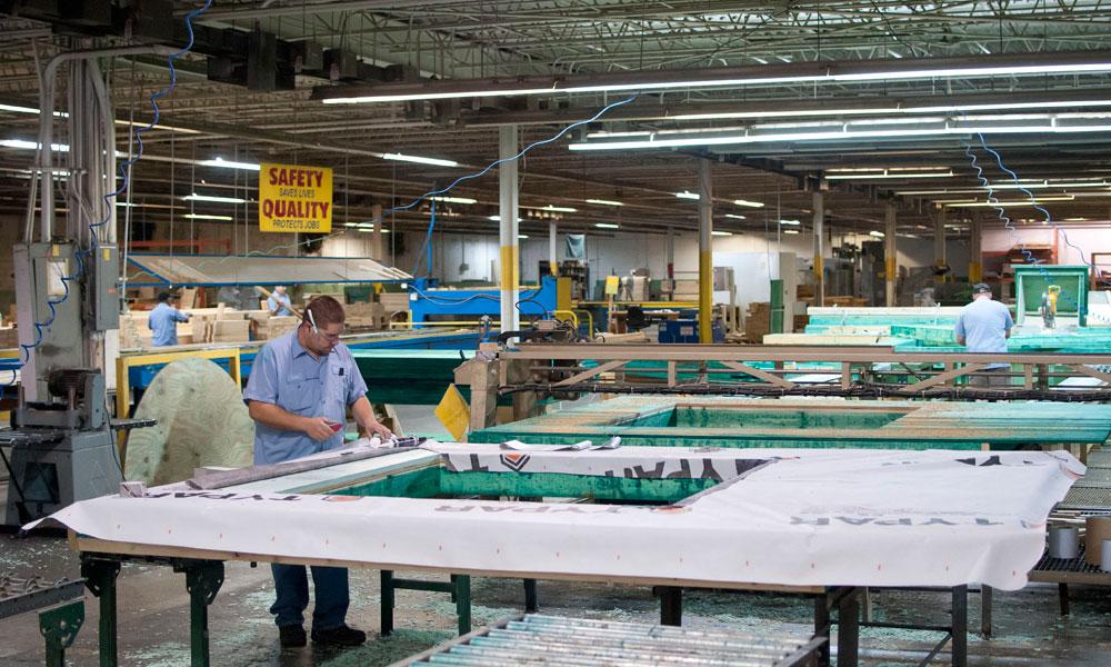 deltec homes factory