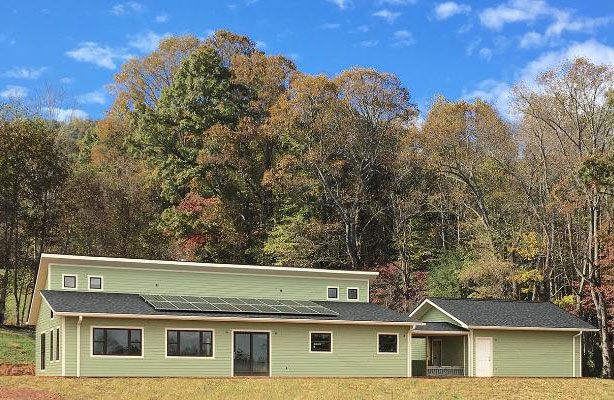 Lessons from Asheville's First Zero Energy Ready Home